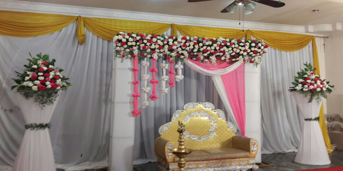 Ideal Engagement Decoration -