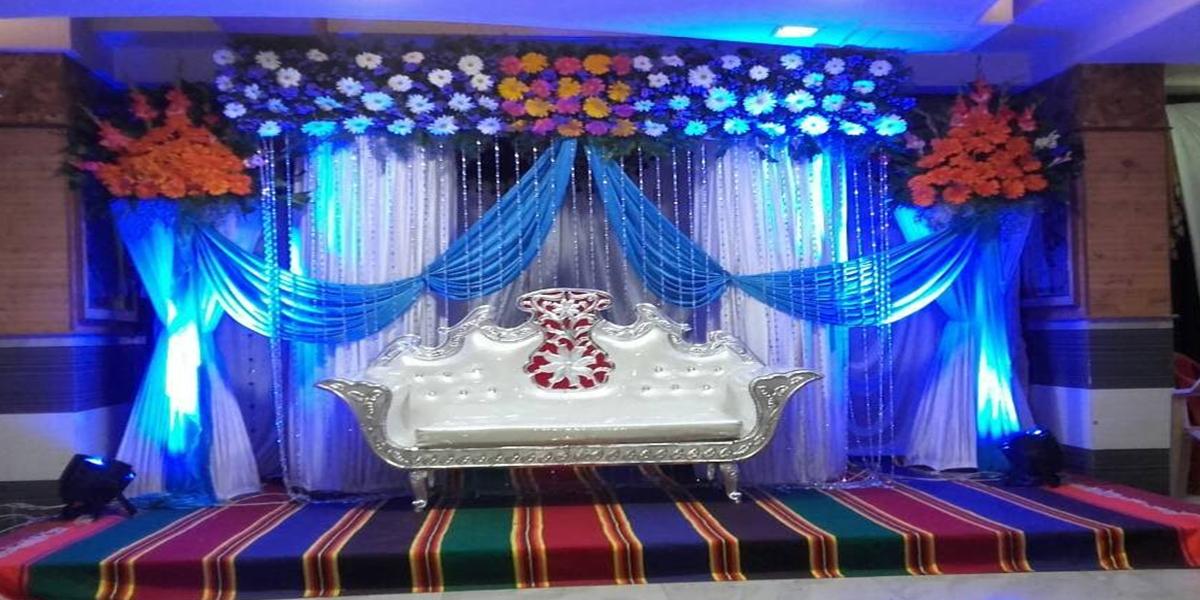 BlissFul Engagement Decoration -