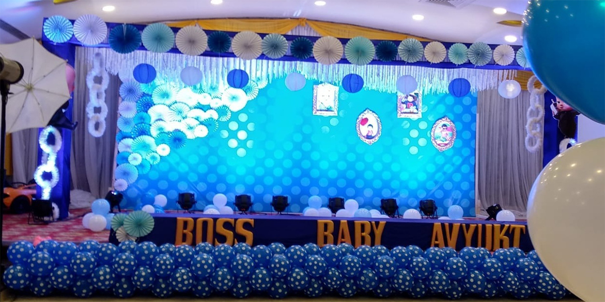 Baby Boss Decoration -