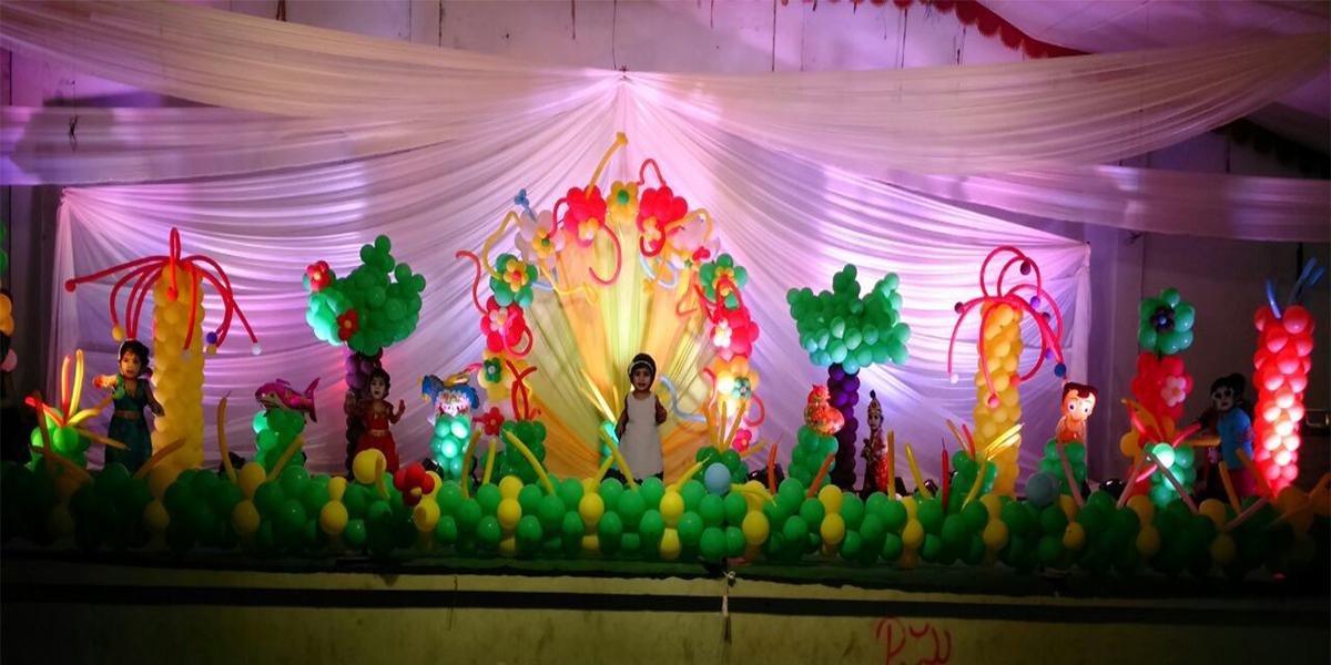 Balloon Tree Decoration -