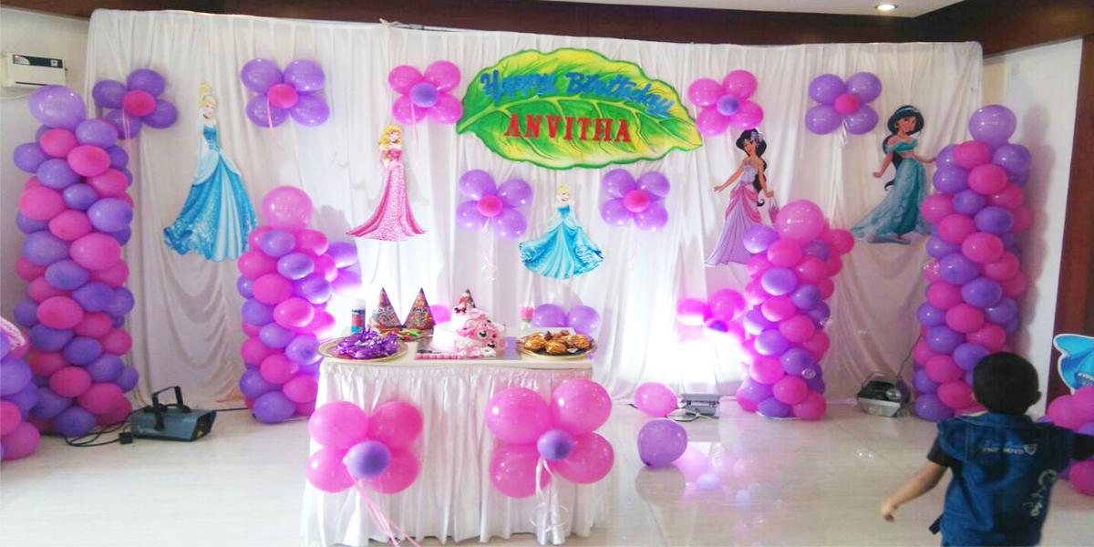 Basic Princess Decoration -