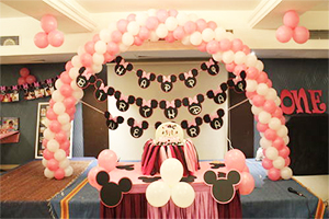 Basic Minnie Decoration -