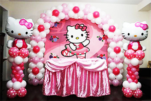 Basic Hello Kitty Decoration -