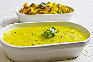 North Indian Menu -