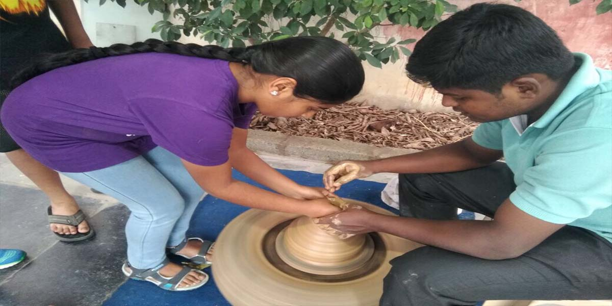 Pottery Making -