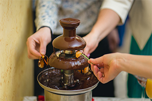 Chocolate Fountain -