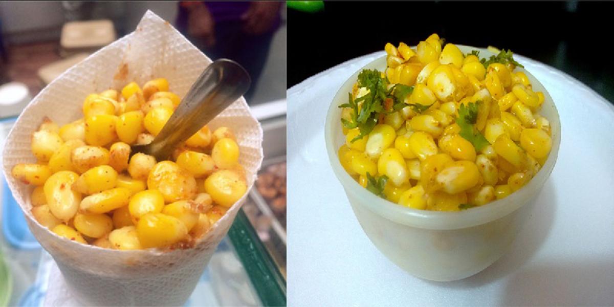 Sweet Corn -