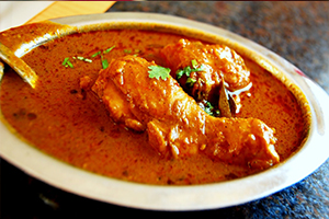 Deluxe South Indian Meal -