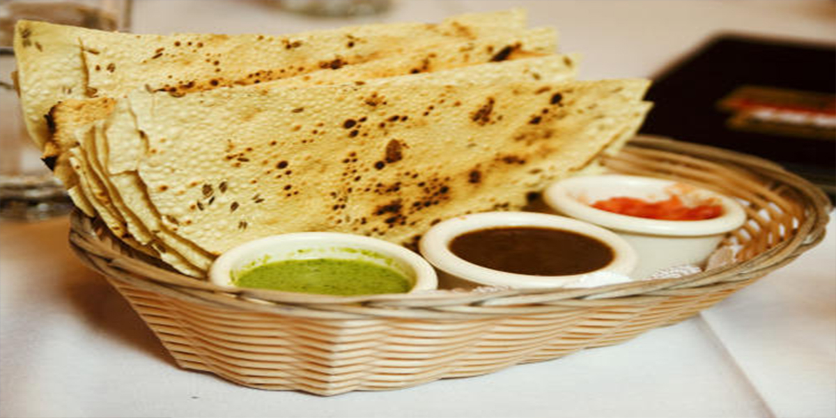 Royal North Indian Thali -