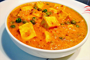 Indo-Conti Standard Meal -