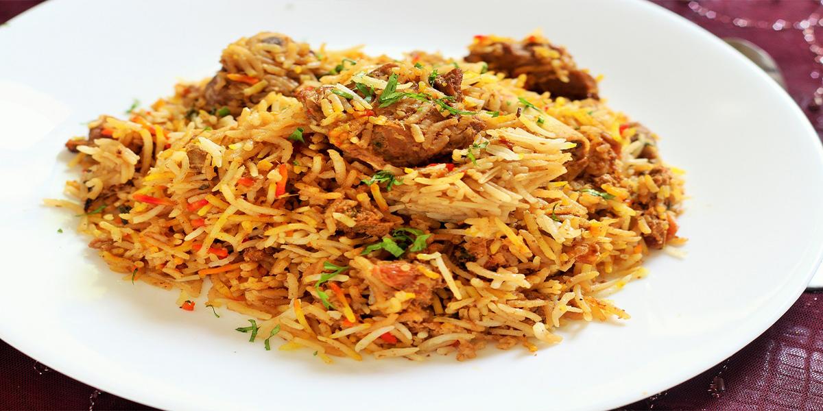 Indo-Conti Standard Meal -