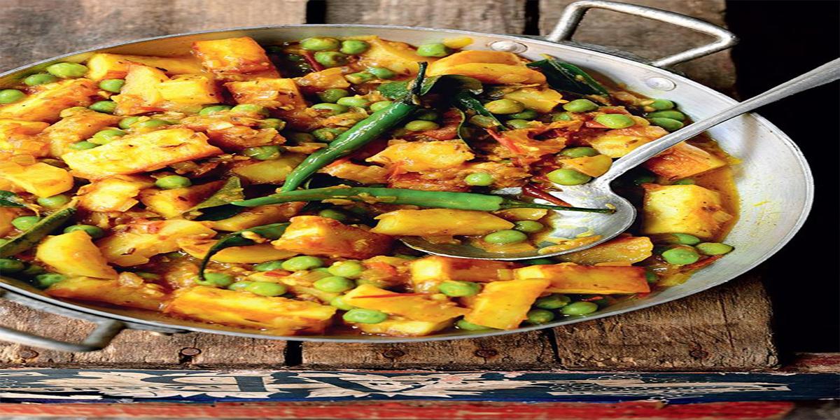 Indo-Conti Classic Meal -