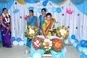 Naming ceremony -