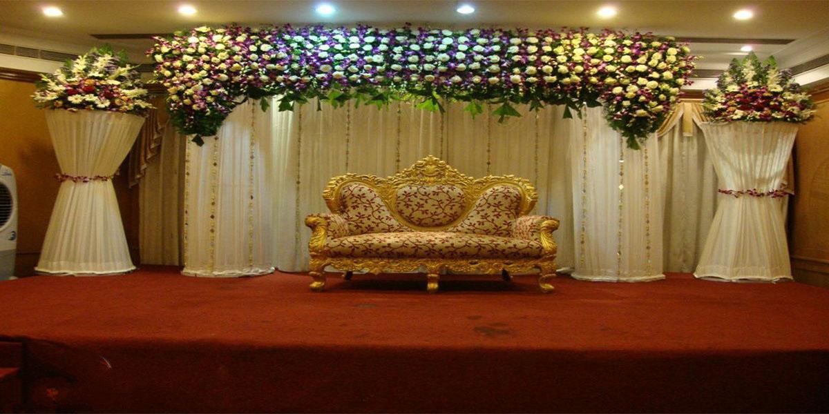 Elegant Naming Ceremony Decoration -