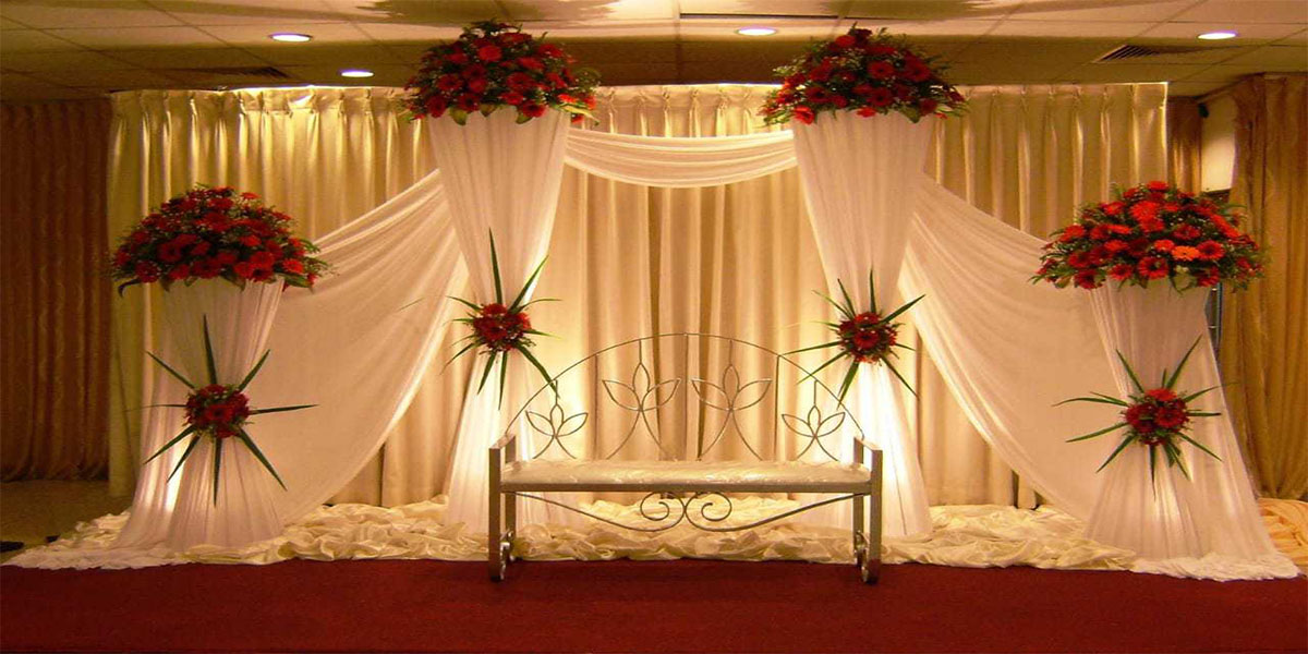 Classy Naming Ceremony Decoration -