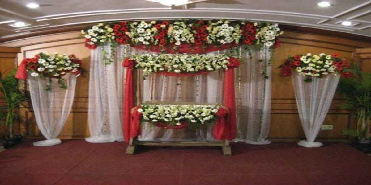 Eminent Naming Ceremony Decoration -