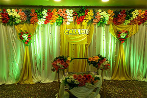 Magnificent Naming Ceremony Decoration -