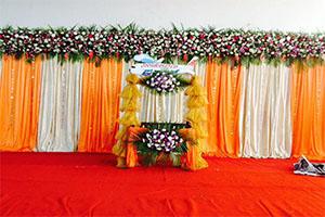 Fabulous Naming Ceremony Decoration -