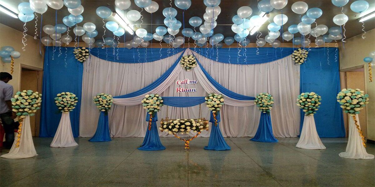Royal Naming Ceremony Decoration -