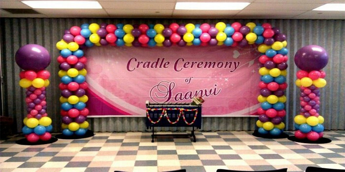 Magical Naming Ceremony Decoration -