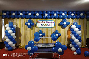 Astonishing Naming Ceremony Decoration -