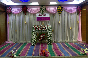 Dangler Naming Ceremony Decoration -