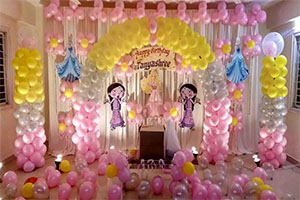 Princess Theme Decoration -