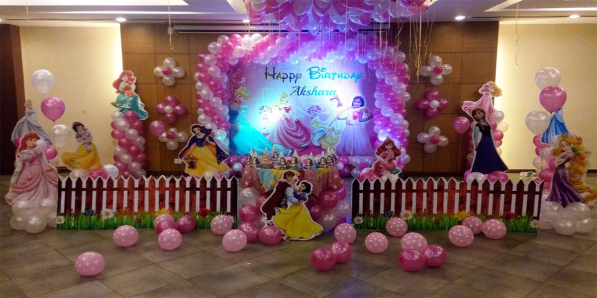Disney Theme Decoration -