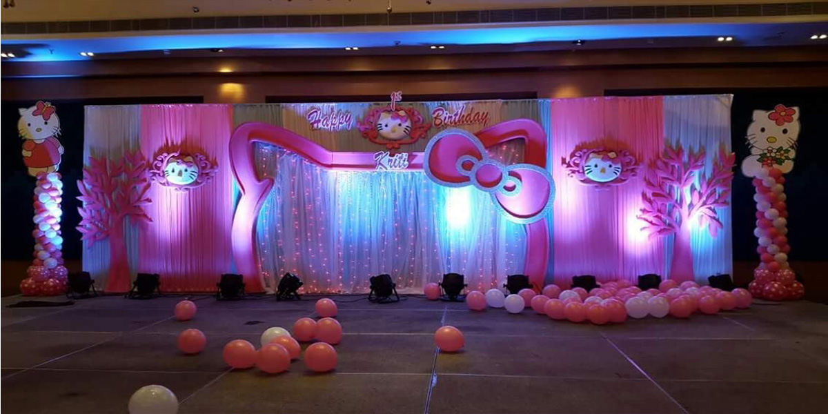 Special Baby Girl Event Package -