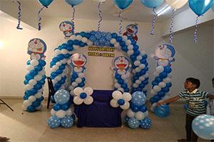 Doremon Theme Decoration -