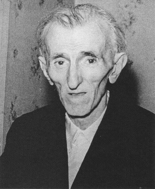 Nikola Tesla, the last photo ever of the famous scientist, 1st Jan 1943 by crenk