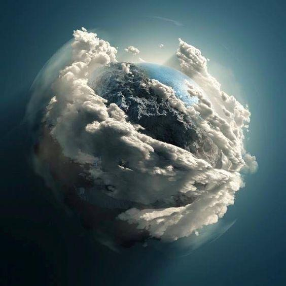 Our beautiful World through the lens of the Hubble telescope by crenk