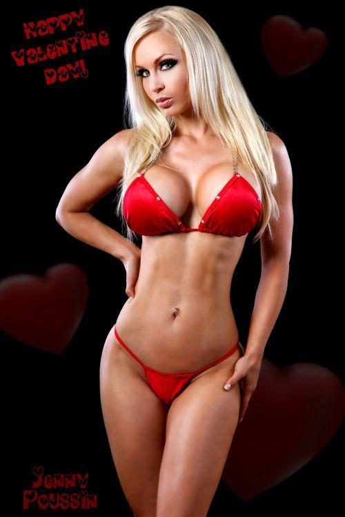 Jenny Poussin - Showing Off her amazing hot body in bikini by crenk