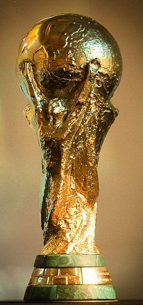 FIFA World Cup Trophy by crenk