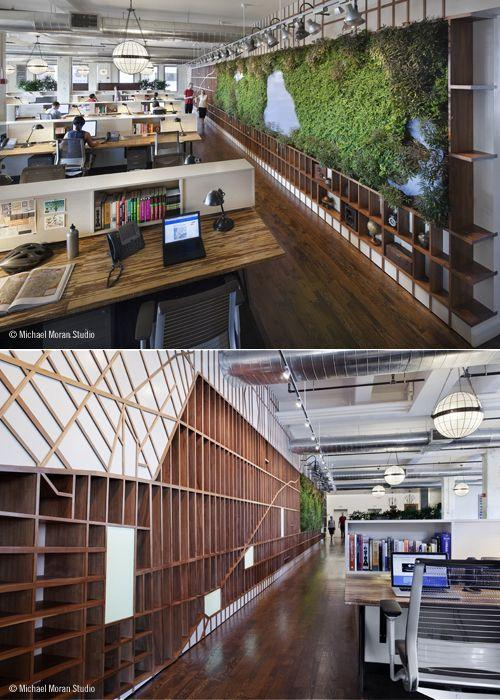The Open Planning Project office design by LTL Architects by crenk