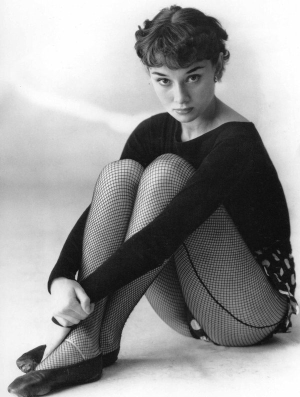 Great Audrey Hepburn, 1949 by crenk