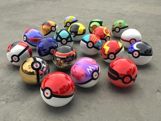 I love a good pokeball. Very nerdy, but very cool by crenk
