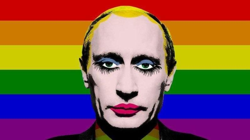Vladimir Putin Image Still Banned in Russia by crenk