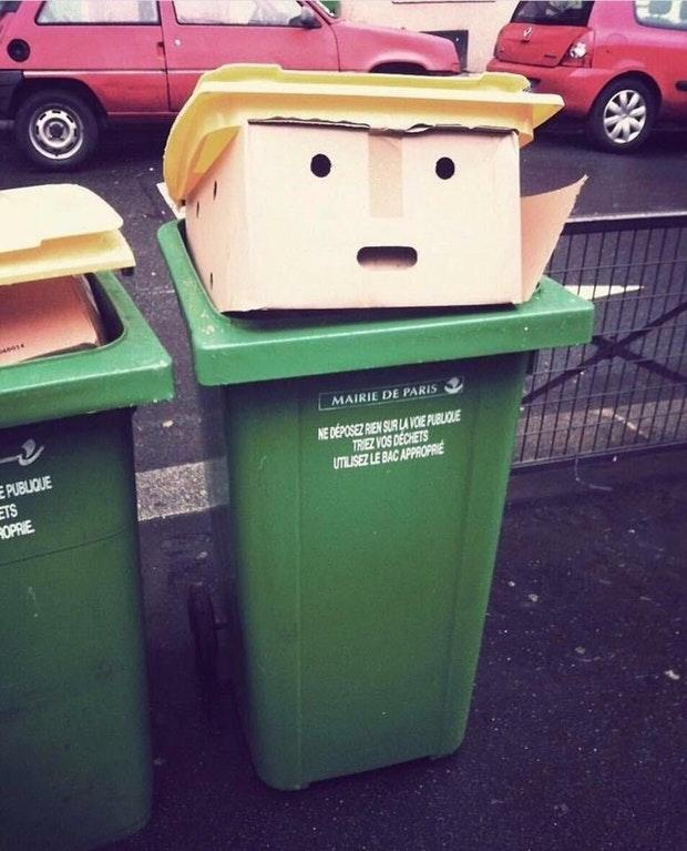 Donald Dump - Donald Trump Gets the Dump Treatment by crenk