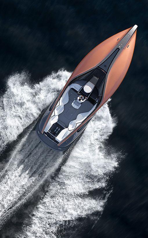 Lexus Super Sports Yacht Concept in the works by crenk