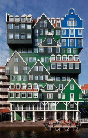 The Amazing Inntel Hotel Amsterdam – Zaandam in Zaandam, THE NETHERLANDS by crenk