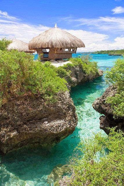 Crystal Clear Water - Rock Resort Camotes Island, Cebu Philippines by crenk