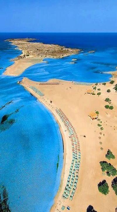 Elafonissi Beach - Elafonissi, Greece by admin