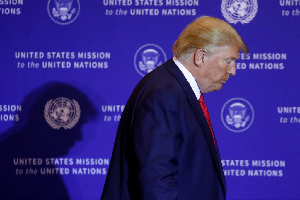 Donalt Trump Impeachment Enquiry by crenk