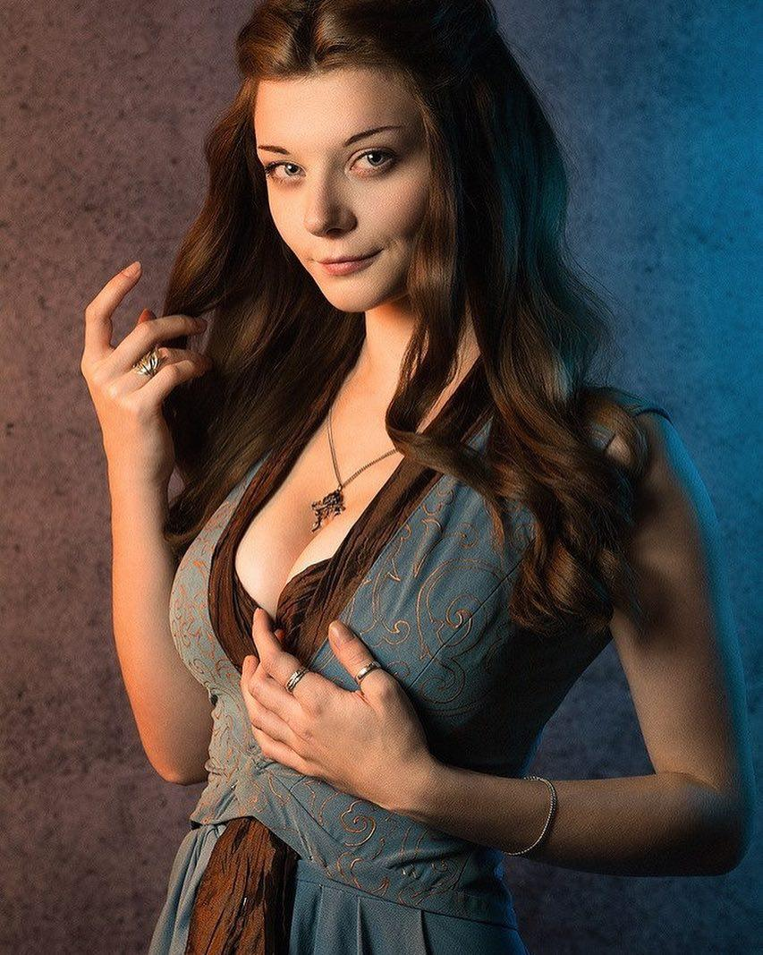 Margaery Tyrell Costume by Xenia Shelkovskaya by crenk