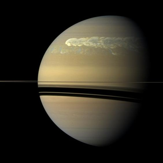 Amazing image of Saturn from the NASA  by admin