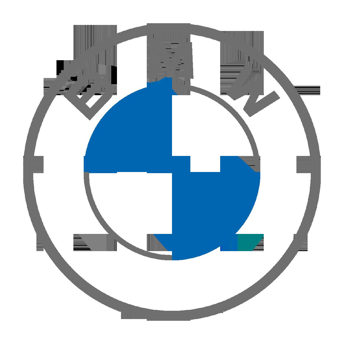 Bmw logo 2020 grey