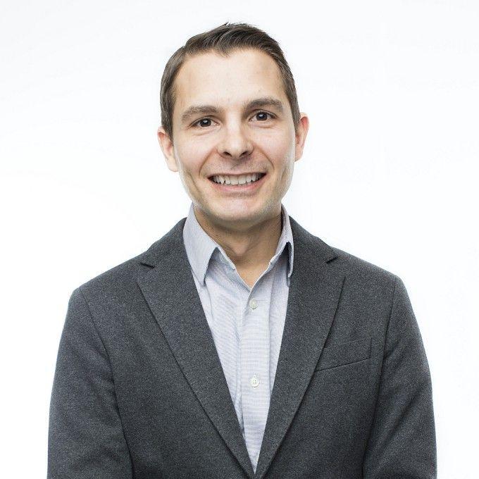 A photo of Mark Bauernhuber