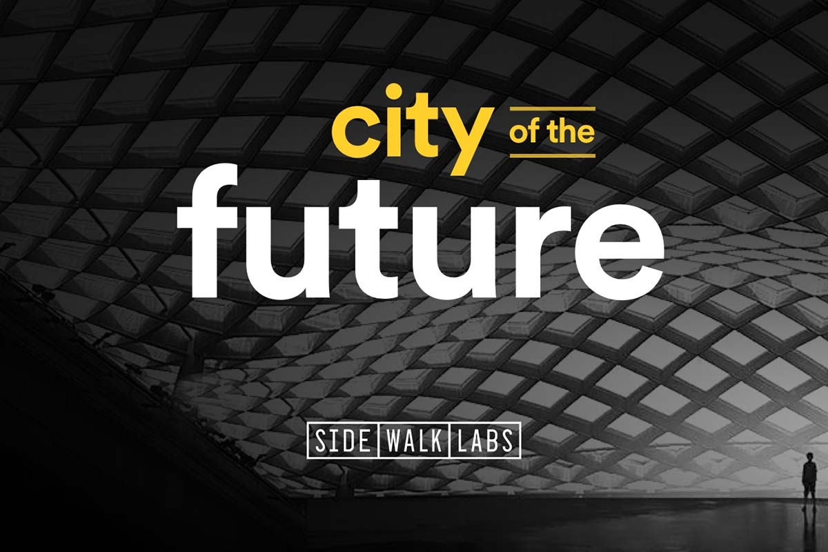 City of the Future banner