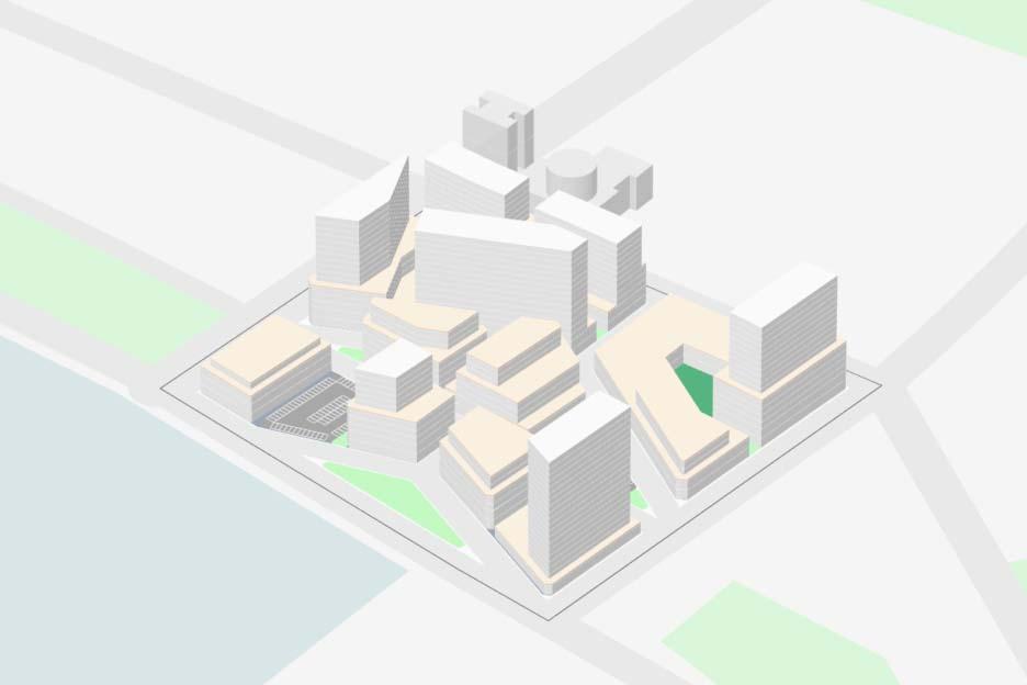 Screenshot of Delve interface